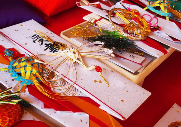 儀式用品の使い方